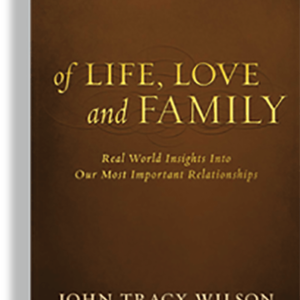 of life love and family book cover